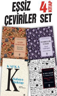 Herman Melville - Eşsiz Çeviriler 4 Kitap Set | Sözcü Kitabevi