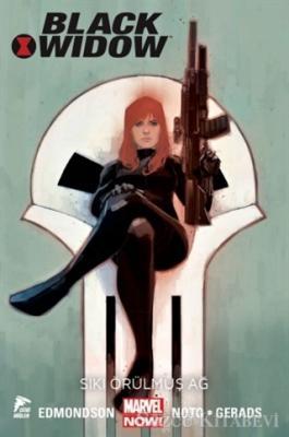 Sıkı Örülmüş Ağ - Black Widow Cilt 2