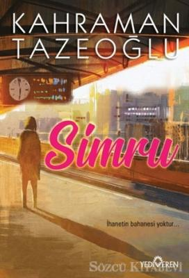 Kahraman Tazeoğlu - Simru | Sözcü Kitabevi