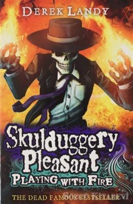 Kolektif - Skulduggery Pleasant: Playing With Fire | Sözcü Kitabevi