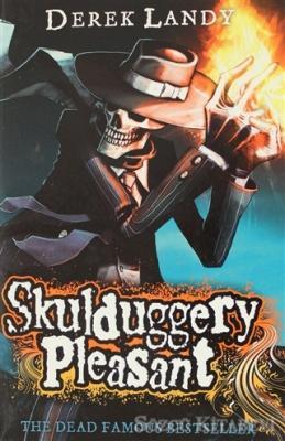 Kolektif - Skulduggery Pleasant The Dead Famous Bestseller   Sözcü Kitabevi