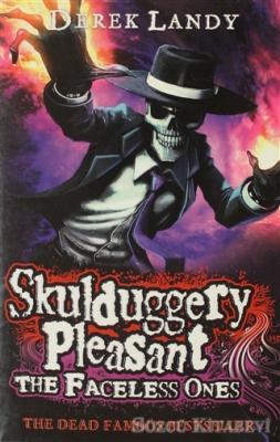 Kolektif - Skulduggery Pleasant The Faceless Ones | Sözcü Kitabevi