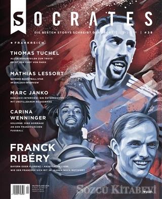 Kolektif - Socrates - Die Besten Storys Schreibt Der Sport: Dezember 2019 (Almanca) | Sözcü Kitabevi