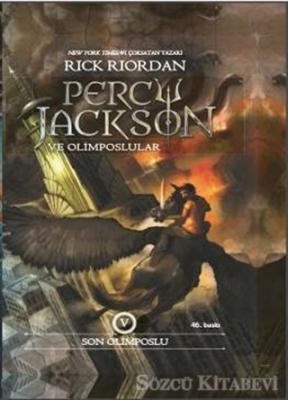 Son Olimposlu - Percy Jackson 5