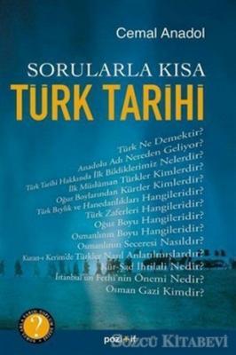 Cemal Anadol - Sorularla Kısa Türk Tarihi | Sözcü Kitabevi