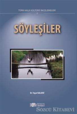 Söyleşiler - Türk Halk Kültürü İncelemeleri 1