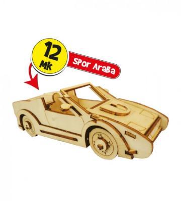 Kum Toys - Spor Araba | Sözcü Kitabevi