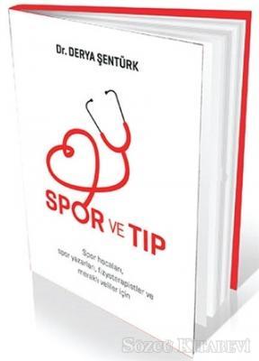 Derya Şentürk - Spor ve Tıp | Sözcü Kitabevi