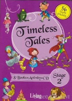 Stage 2-Timeless Tales 10 Kitap Set