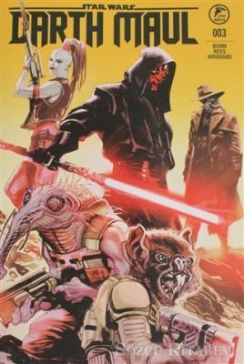 Cullen Bunn - Star Wars - Darth Maul Sayı: 3 | Sözcü Kitabevi