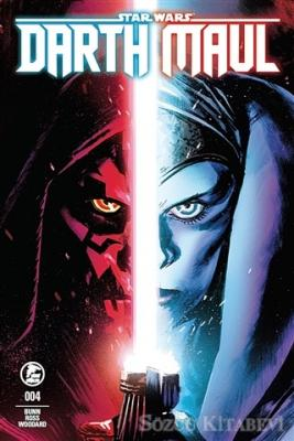 Star Wars -  Darth Maul Sayı: 4