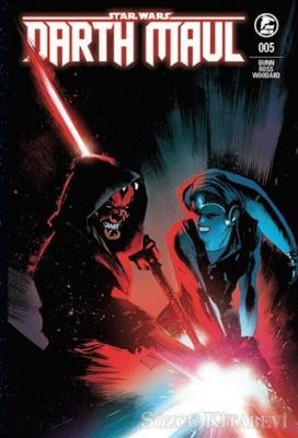Star Wars - Darth Maul Sayı: 5