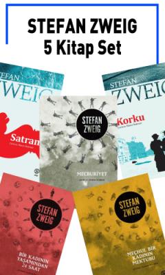 Stefan Zweig 5 Kitap Set
