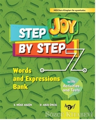Step By Step Joy 7.Sınıf Words and Expressions Bank