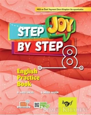 Step By Step Joy 8. Sınıf English Practice Book