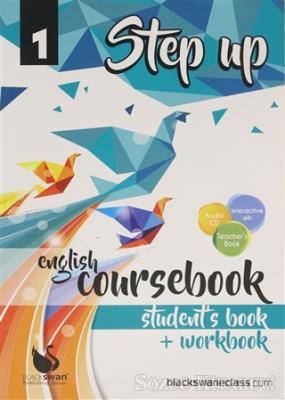 Step Up Coursebook Sb+Wb 1 With Audio Cd / Blackswan