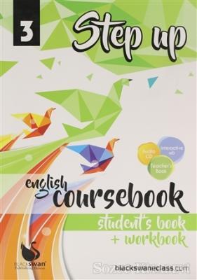 Step Up Coursebook Sb+Wb 3 With Audio Cd / Blackswan