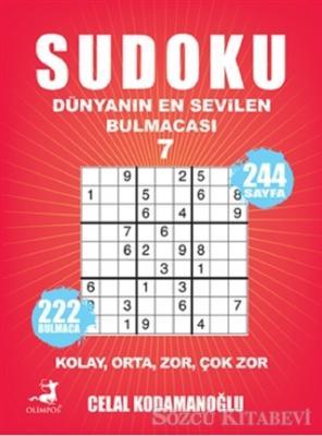 Sudoku - Dünyanın En Sevilen Bulmacası 7