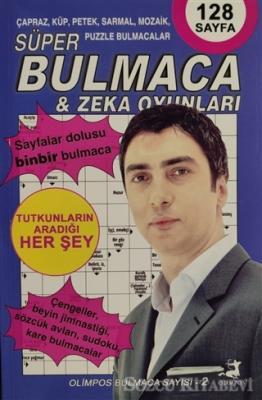 Ahmet Ayyıldız - Süper Bulmaca & Zeka Oyunları 2 | Sözcü Kitabevi