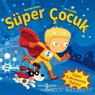 Hannah Cather - Süper Çocuk | Sözcü Kitabevi