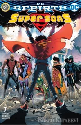 Super Sons Sayı 7( DC Rebirth )