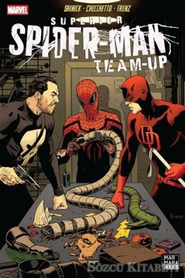 Superior Spider- Man Team-Up 8