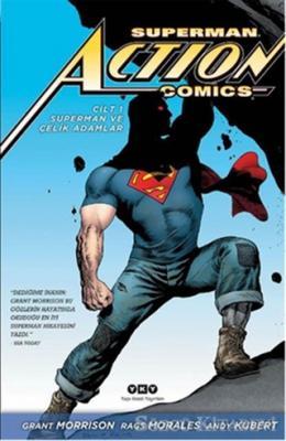 Superman Action Comics Cilt 1