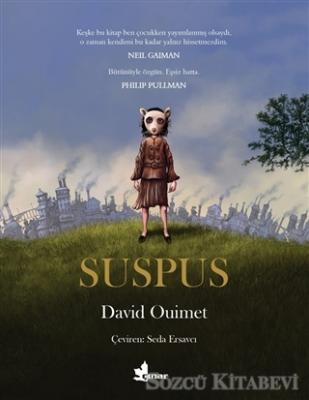 David Ouimet - Suspus | Sözcü Kitabevi