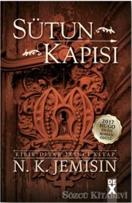 N. K. Jemisin - Sütun Kapısı | Sözcü Kitabevi