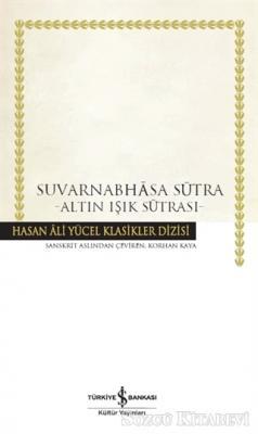 Kolektif - Suvarnabhasa Sütra (Ciltli) | Sözcü Kitabevi