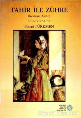 Fikret Türkmen - Tahir ile Zühre | Sözcü Kitabevi