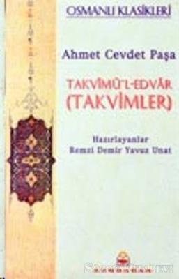 Takvimü'l-Edvar (Takvimler)