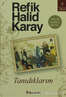Refik Halid Karay - Tanıdıklarım | Sözcü Kitabevi