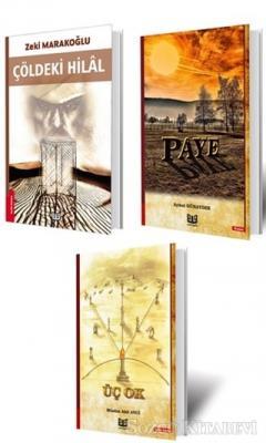 Tarihi Romanlar Seti (3 Kitap Takım)