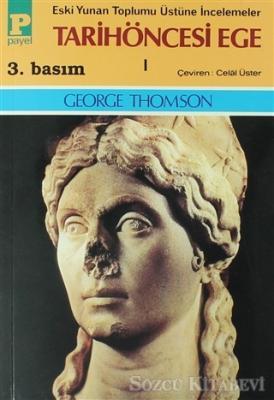 Tarihöncesi Ege (2 Kitap Takım)