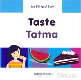 Erdem Seçmen - Taste - Tatma - My Lingual Book | Sözcü Kitabevi