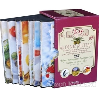 Tat Yolculukları Seti ( 7 DVD Set )