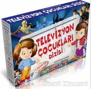 Televizyon Çocukları Dizisi (10 Kitap Kutulu)