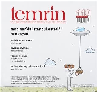 Temrin Aylık Düşünce ve Edebiyat Dergisi Sayı: 119 Eylül 2021