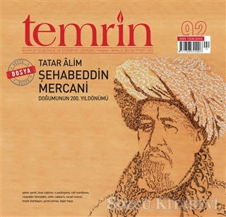 Temrin İki Aylık Edebiyat Dergisi Sayı: 92 Kasım - Aralık 2018