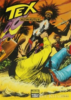 Gianluigi Bonelli - Tex Altın Kutu 8 (12 Dergi Takım) | Sözcü Kitabevi