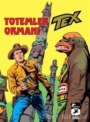 Tex Klasik Seri 27 - Totemler Ormanı / İnsan ve Hayvan