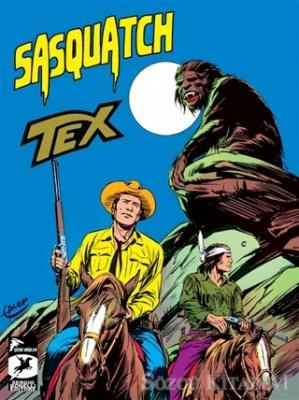 Tex Klasik Seri 28 - Sasquatch / İntihar Görevi