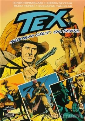 Tex Süper Cilt Sayı: 18