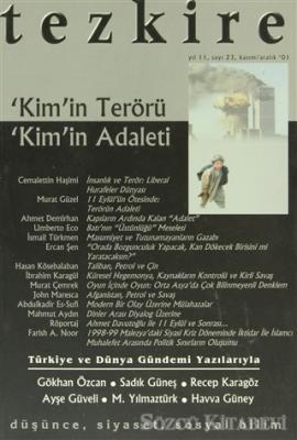 Tezkire Dergisi Sayı: 23