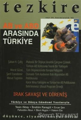 Tezkire Dergisi Sayı: 29