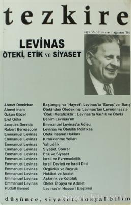 Kolektif - Tezkire Dergisi Sayı: 38 - 39 | Sözcü Kitabevi
