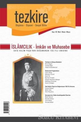 Tezkire Dergisi Sayı: 48 Mart-Nisan-Mayıs