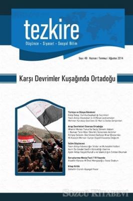 Tezkire Dergisi Sayı: 49 Haziran-Temmuz-Ağustos 2014