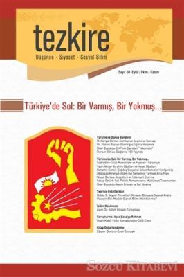 Kolektif - Tezkire Dergisi Sayı: 50 Eylül-Ekim-Kasım | Sözcü Kitabevi